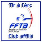 Club affilié à la Fédération Française de Tir à l'Arc