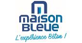Maison Bleue - préfabrication béton